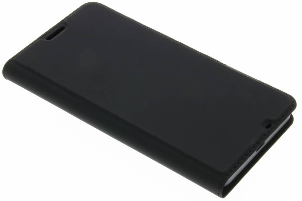 Mozo Book Cover voor de Microsoft Lumia 640 - Zwart