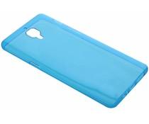 Blauw ultra thin transparant TPU hoesje OnePlus 3 / 3T