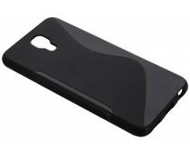 Zwart S-line TPU hoesje LG X Screen