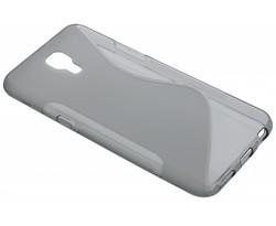 Grijs S-line TPU hoesje LG X Screen