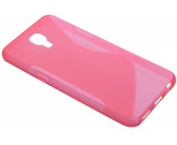 Rosé S-line TPU hoesje LG X Screen