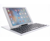 Smart Bluetooth Keyboard 12 inch tablets - Zilver