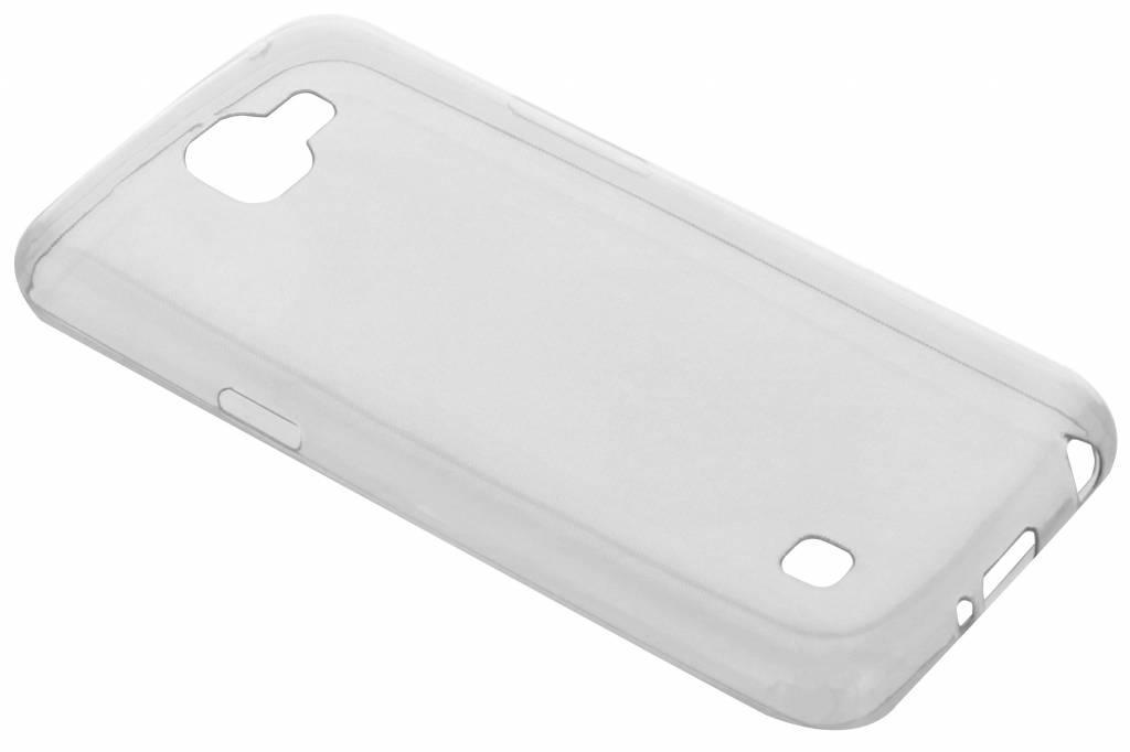Ultra thin transparant TPU hoesje voor de LG K4