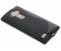 Zwart S-line TPU hoesje LG G4 S