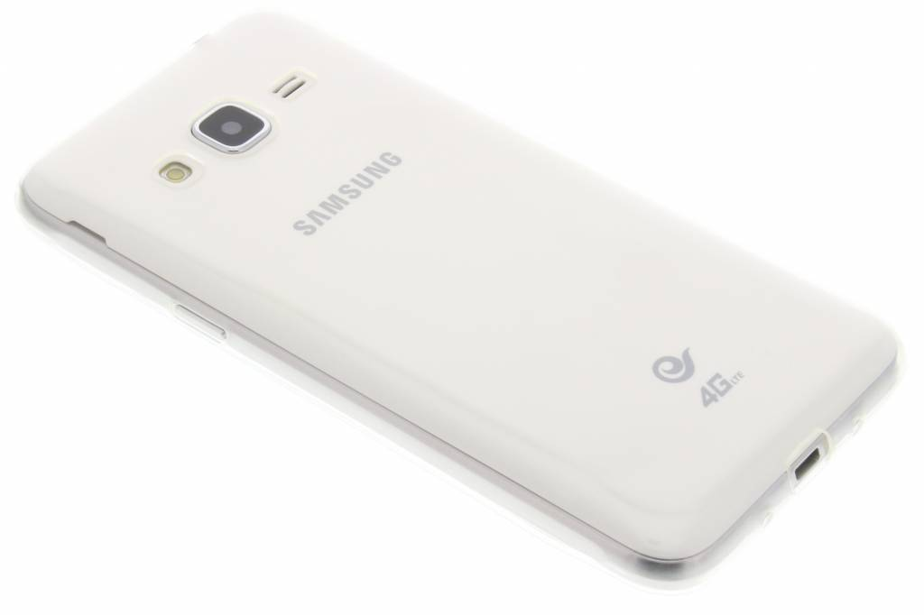 Transparant ultra thin TPU hoesje voor de Samsung Galaxy J3 / J3 (2016)