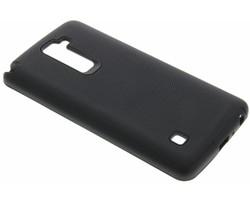 Zwart Rugged Case LG Stylus 2 (Plus)