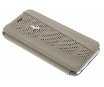 Ferrari Perforated Leather Booktype Case iPhone 6 / 6s