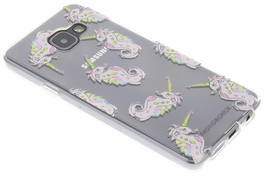 Fashionchick Unihorse Softcase voor de Samsung Galaxy A3 (2016)