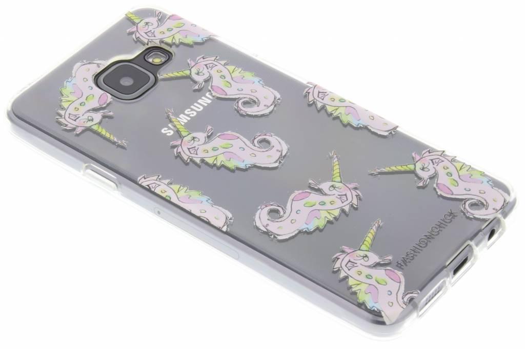 Unihorse Softcase voor de Samsung Galaxy A3 (2016)