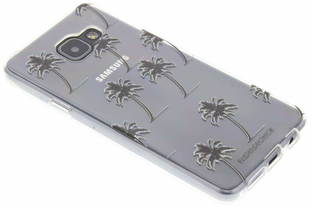 Fashionchick Palmtrees Softcase voor de Samsung Galaxy A3 (2016)