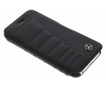 Mercedes-Benz Leather Booktype iPhone 6 / 6s - Zwart