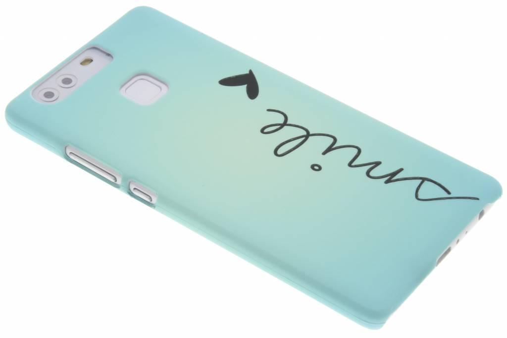 Smile design hardcase hoesje voor de Huawei P9