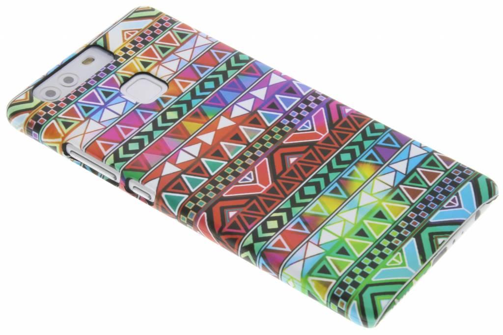 Aztec design hardcase hoesje voor de Huawei P9