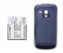 3000 mAh batterij met backcover Galaxy S3 Mini