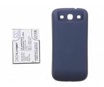 3300 mAh batterij met backcover Galaxy S3 / Neo