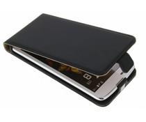 Selencia Luxe Flipcase LG K8 - Zwart