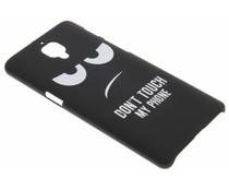 Design hardcase hoesje OnePlus 3