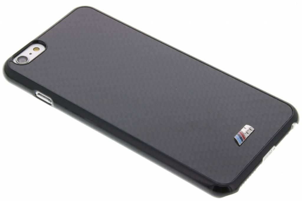 BMW M Carbon Effect Hard Case voor de iPhone 6(s) Plus - Zwart