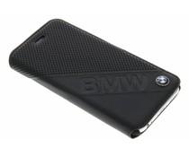 BMW Booktype Case Slanted Logo iPhone 6 / 6s - Zwart