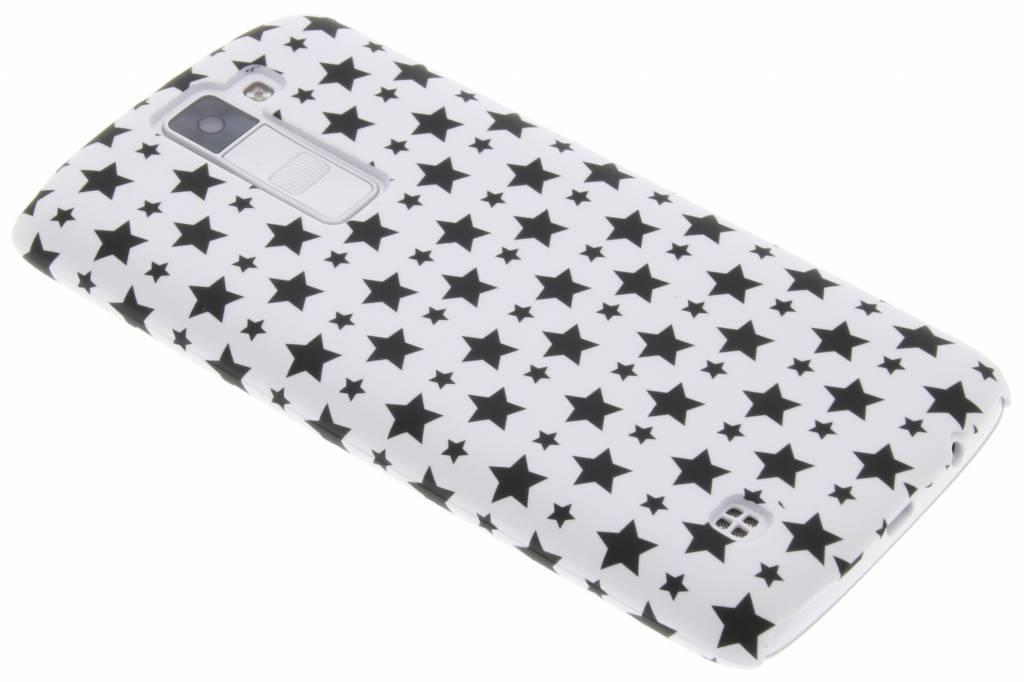 Sterren design hardcase hoesje voor de LG K8