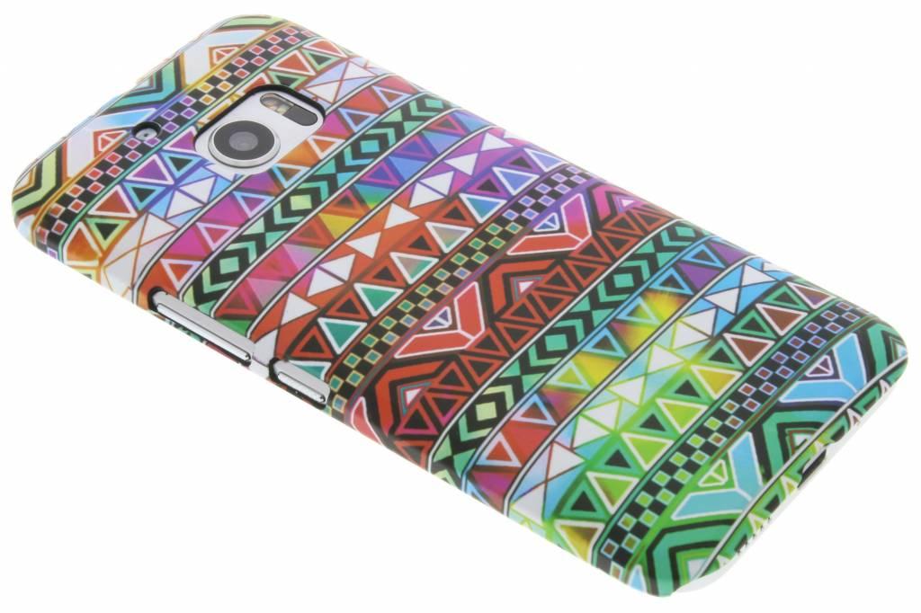 Aztec design hardcase hoesje voor de HTC 10