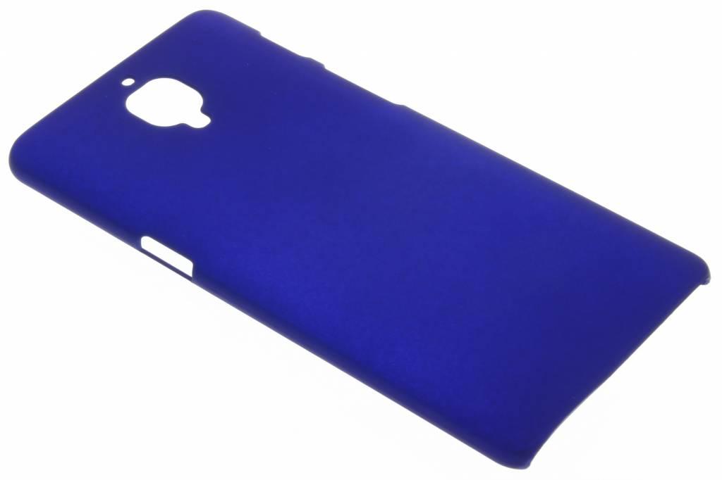 Blauw effen hardcase hoesje voor de OnePlus 3 / 3T
