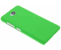 Groen effen hardcase hoesje Microsoft Lumia 650