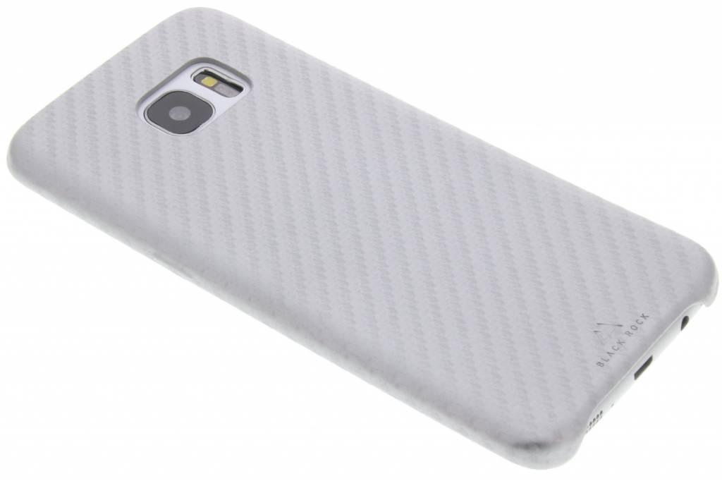 Black Rock Flex Carbon Case voor de Samsung Galaxy S7 Edge - Grijs