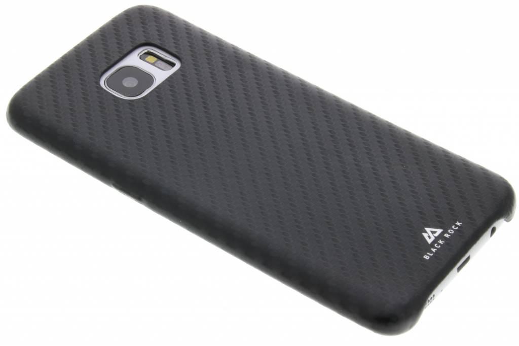 Black Rock Flex Carbon Case voor de Samsung Galaxy S7 Edge - Zwart