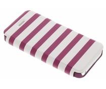 Hama Stripes Booklet Case iPhone 5 / 5s / SE