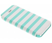 Hama Stripes Booklet Case iPhone 5 / 5s / SE