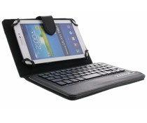 Tablethoes met bluetooth toetsenbord 7-8 inch
