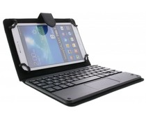 Tablethoes met Bluetooth toetsenbord 8-9 inch