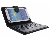 Tablethoes met Bluetooth touchpad toetsenbord 7-8 inch