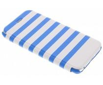 Hama Stripes Booklet Case iPhone 6 / 6s