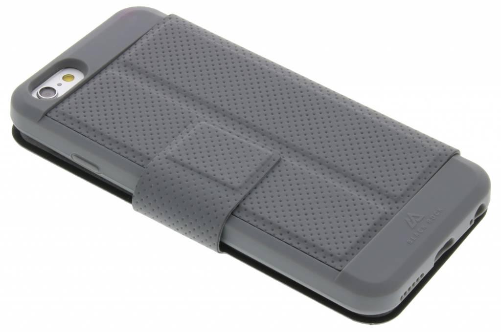 Black Rock Material Pure Folio Case voor de iPhone 6 / 6s - Grijs