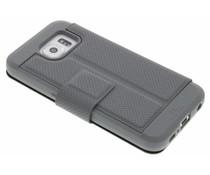 Black Rock Material Mesh Booklet Case Galaxy S6