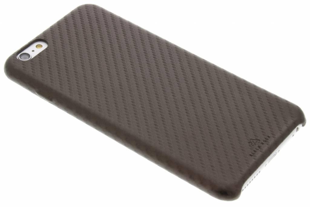 Black Rock Flex Carbon Case voor de iPhone 6(s) Plus - Bruin