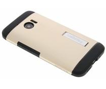 Spigen Slim Armor Case HTC 10 - Goud