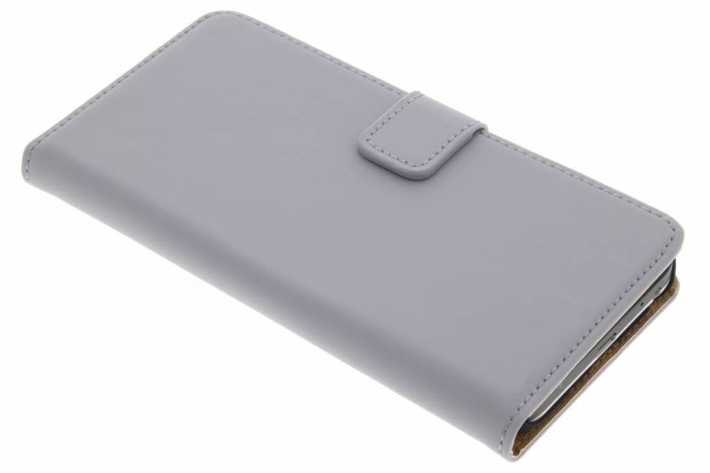 Selencia Luxe Book Case voor de LG Nexus 5X - Grijs