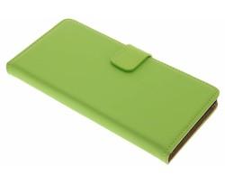 Selencia Luxe Book Case Wiko Fever 4G