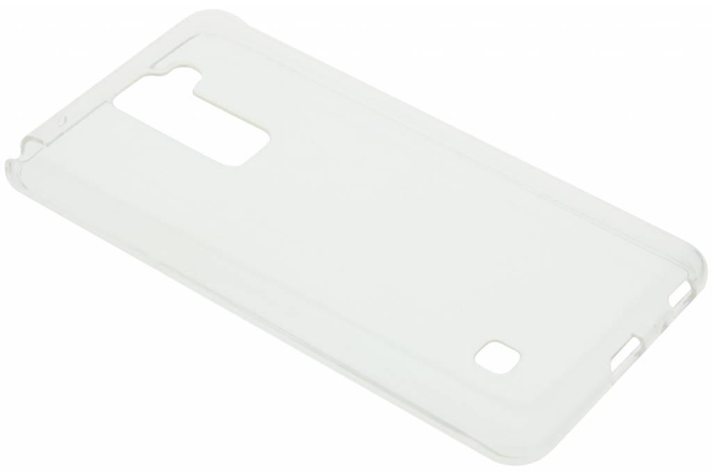 Hama Crystal Cover voor de LG Stylus 2 (Plus) - Transparant