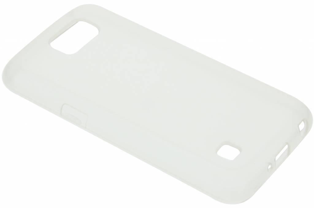 Hama Crystal Cover voor de LG K4 - Transparant