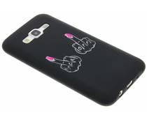 Glow in the dark TPU case Samsung Galaxy J5