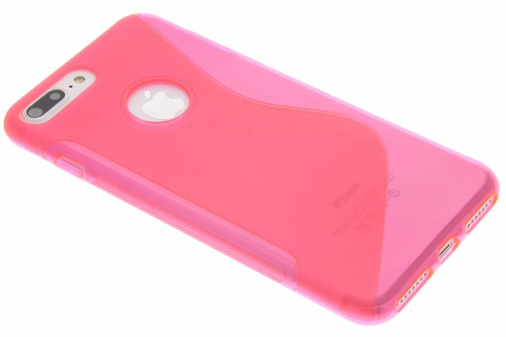 Rosé S-line TPU hoesje voor de iPhone 7 Plus
