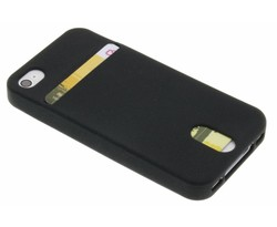 TPU siliconen card case iPhone 4 / 4s
