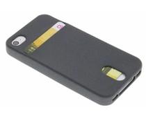 TPU siliconen card case iPhone 4 / 4s