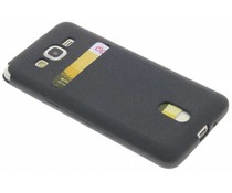 TPU siliconen card case Samsung Galaxy Grand Prime