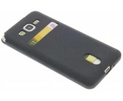 TPU siliconen card case Samsung Galaxy Grand Prime