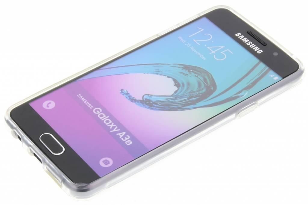 Embrasser Le Cas De Tpu De Fée Grenouille Silicone Pour Samsung Galaxy A3 (2016) 23Ic8WuN
